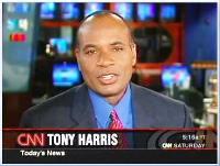 Tony Harris is a dolt